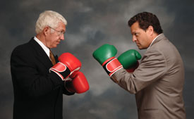Church Marketing Showdown - Pay Per Click vs Search Engine Optimization
