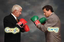 Bing may knock out Google