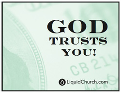 Reverse Offering - Liquid Church Marketing